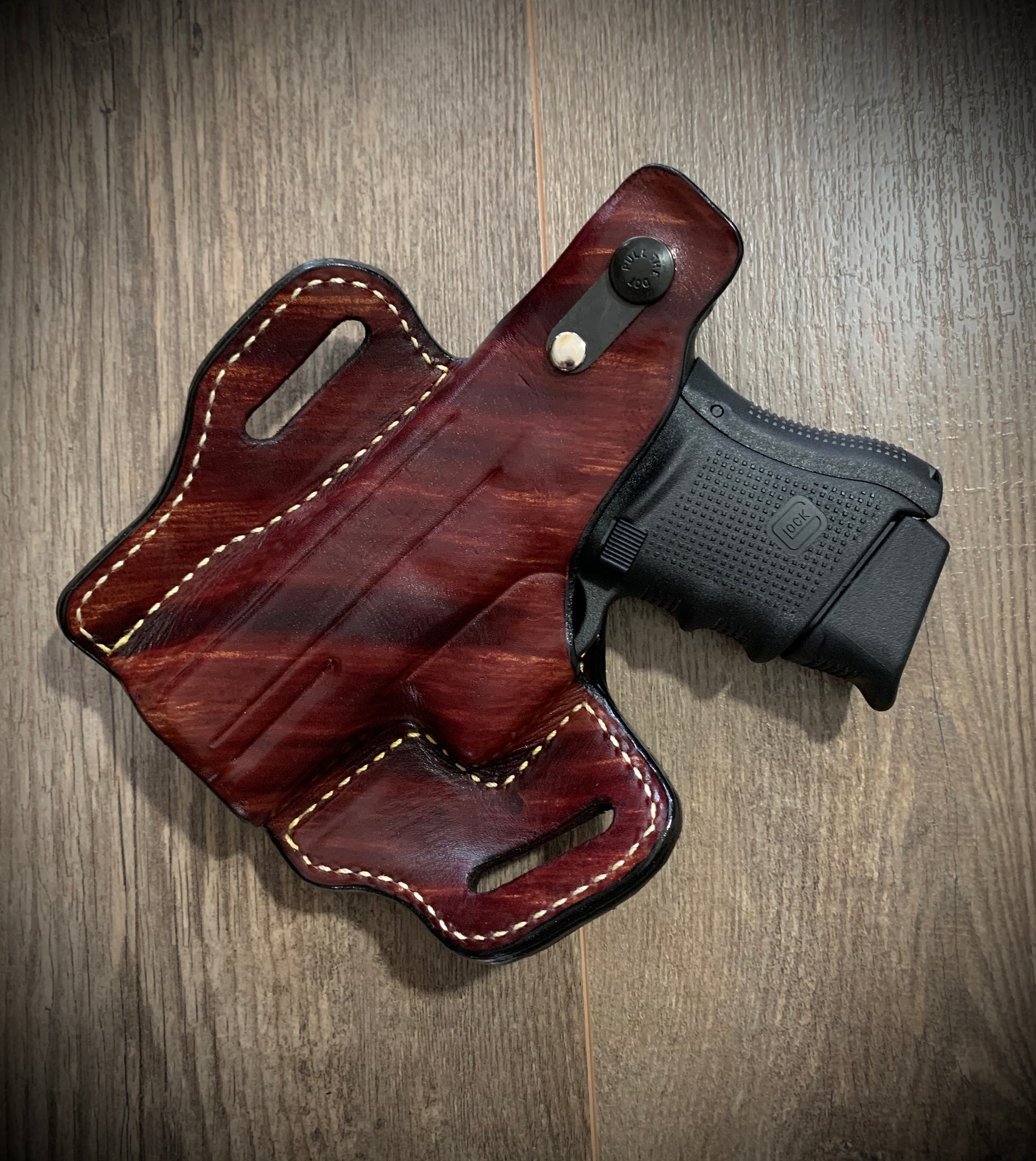SIG P365 OWB HOLSTER LEVEL 2 (Genuine SHARK)