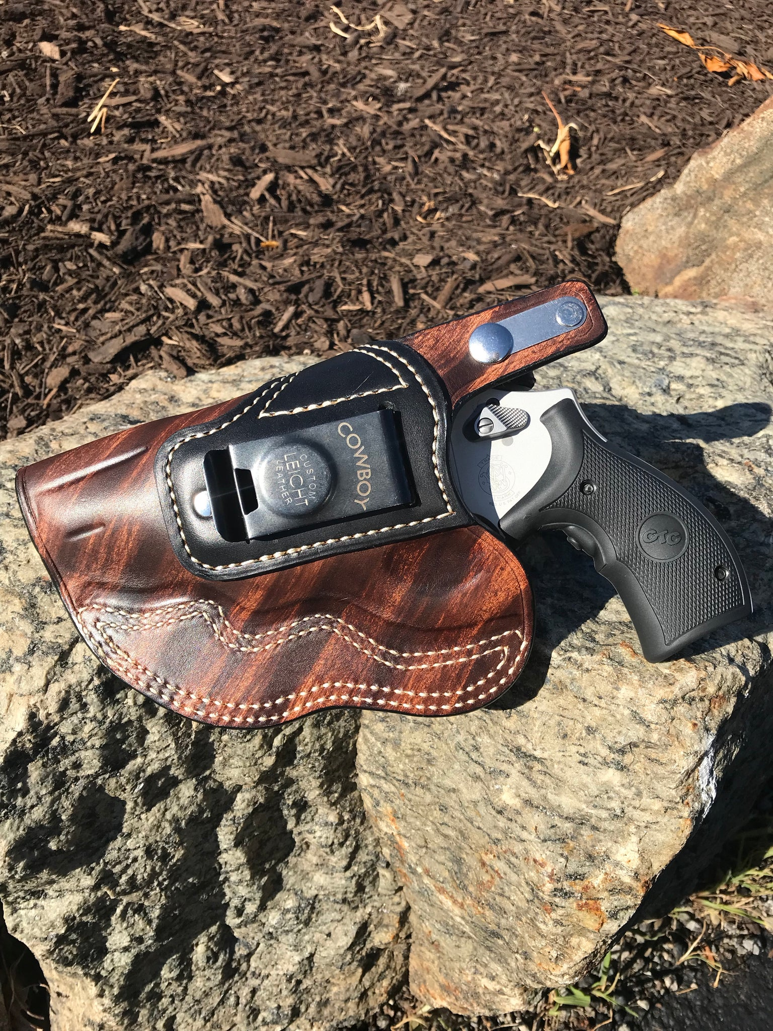 S&W Governor 45-410 OWB HOLSTER