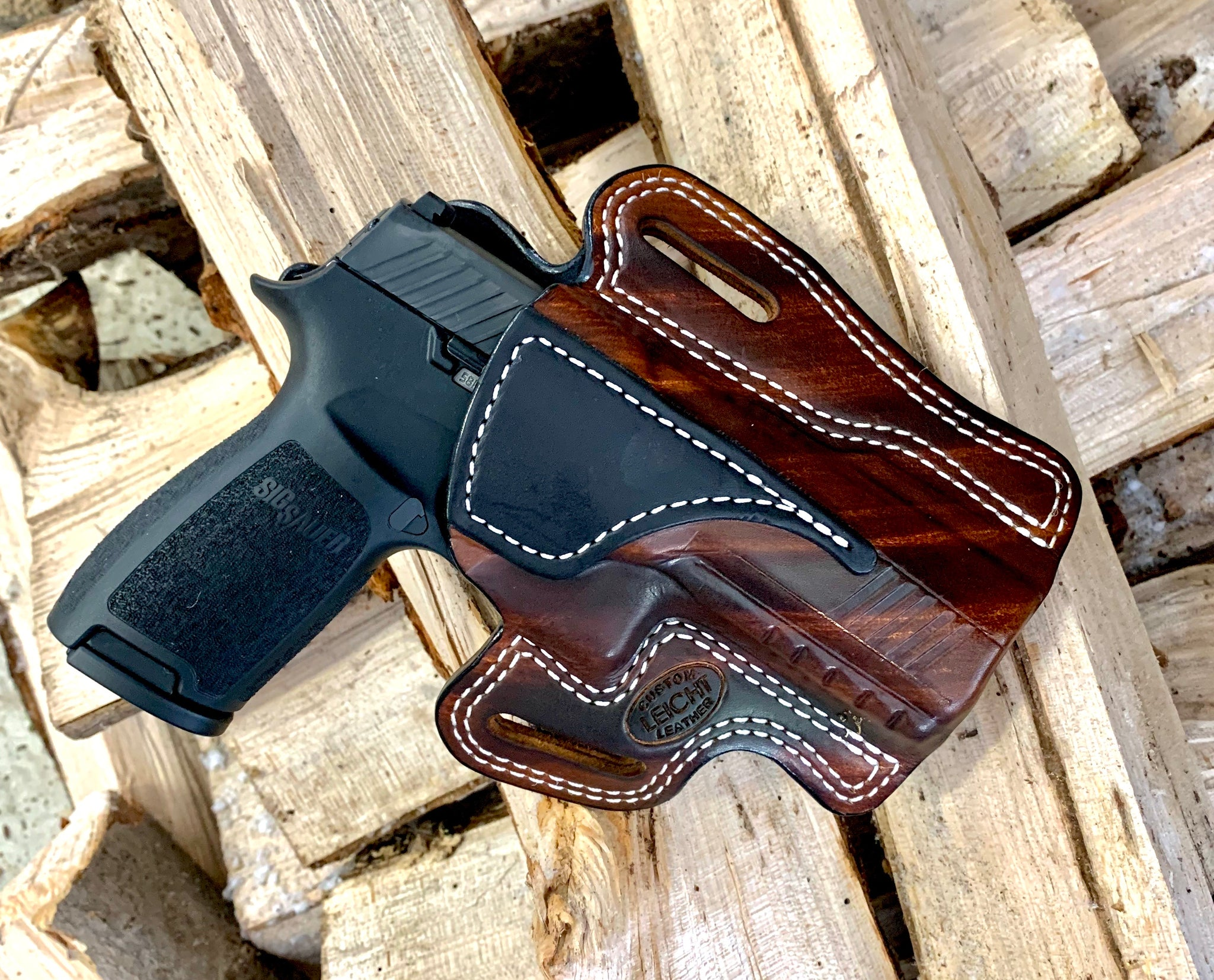 SIG P320 full SIZE OWB HOLSTER