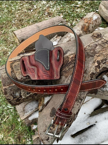 KIMBER ULTRA CARRY 2 OWB HOLSTER Combo