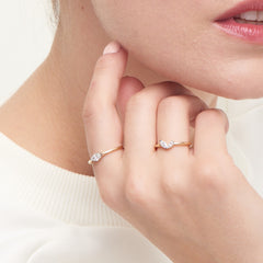 Grace Single Marquise Ring