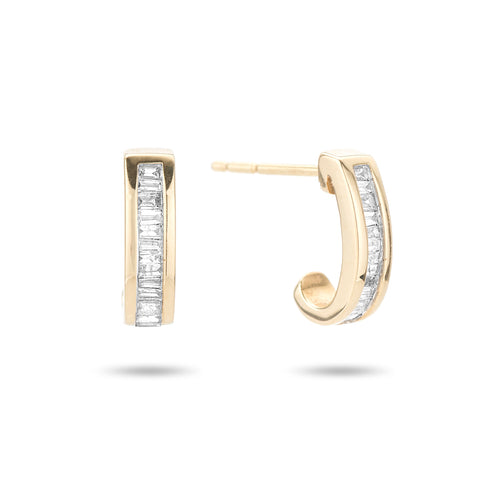 Small Heirloom Baguette J Hoops