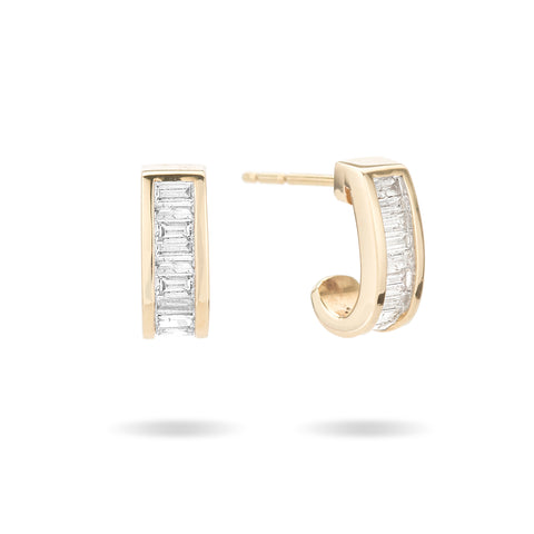 Large Heirloom Baguette J Hoops