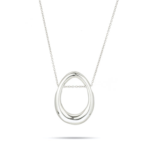 New Signature Pear Necklace