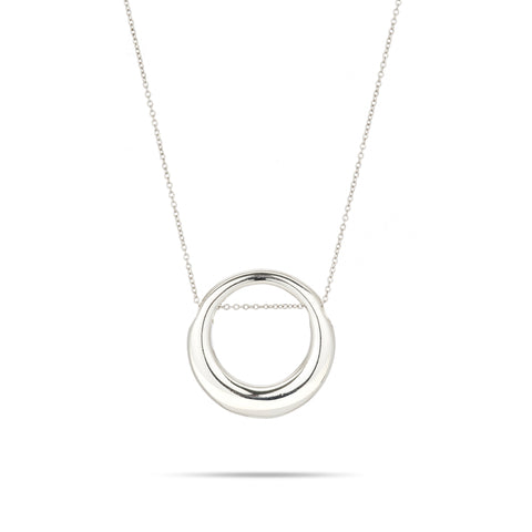 New Signature Circle Necklace