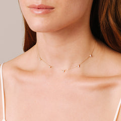 5 Cluster Chain Choker