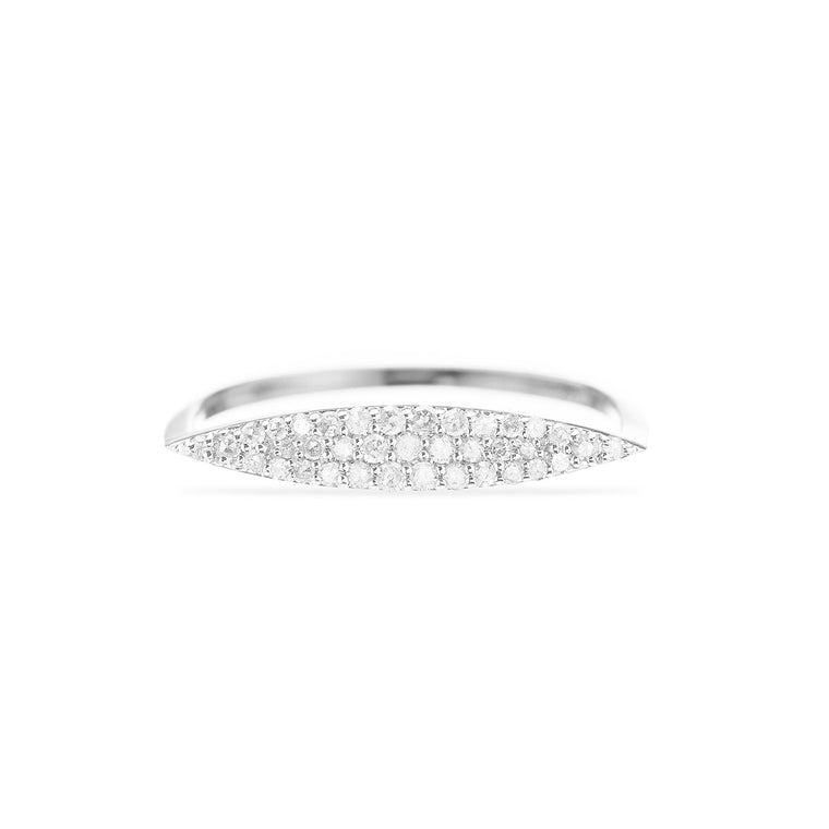 Pavé Marquise Ring