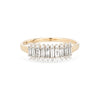 Short Stack Baguette Ring