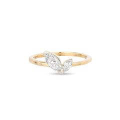 Grace 2 Marquise Ring