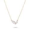 Grace 2 Marquise Necklace