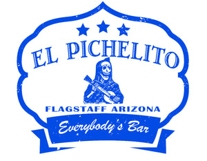 El Pichelito Tee - AZ•AF Clothing - Local Apparel