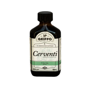 Cerventi - ge gen tang - neck pain cold and flu chinese herb tincture