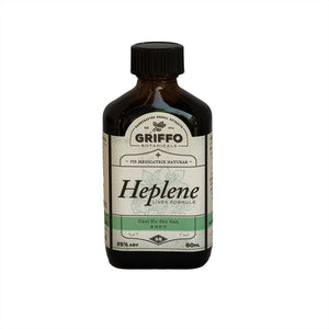 Heplene - chai hu shu gan san - stress liver chinese herb tinctures extracts