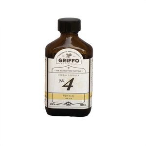 No. 4 - si jun zi tang - four gentlemen Griffo Botanicals chinese herb tinctures extracts