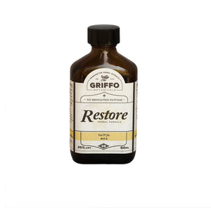 Restore - gui pi tang zhi gan cao tang - restore spleen Griffo Botanicals chinese herb tinctures extracts