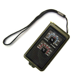 10-in-1 Multi-function Military Survival Compass-Galisteo Supply Company