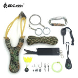 12-in-1 Outdoor Camping Survival Kit-Galisteo Supply Company