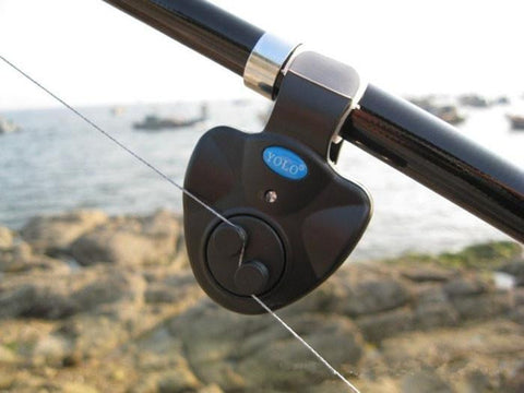 Clip-On LED Fish Bite Alarm-Galisteo Supply Company