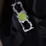 Multi Tool Fidget Spinner Carabiner-Galisteo Supply Company