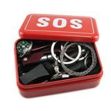 SOS Outdoor Survival Equipment Kit-Galisteo Supply Company