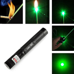 'THE EMERALD' Military Grade Green Laser Pointer-Galisteo Supply Company