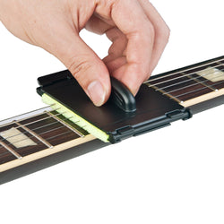 Guitar Strings Cleaner/Scrubber and Fingerboard Cleaning Tool