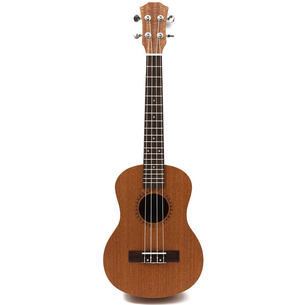 "26"" Tenor Cutaway Acoustic Ukulele with 18 Frets"