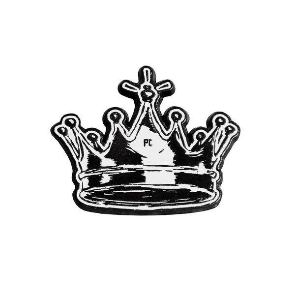 PC Crown Pin