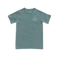 Bluespruce Washed Short Sleeve Tee