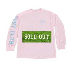 Pink Long Sleeve Tee