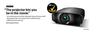 Amazon.com: Sony 4K HDR Home Theater Video Projector (VPLVW295ES): Gateway - Swix Electronics, LLC