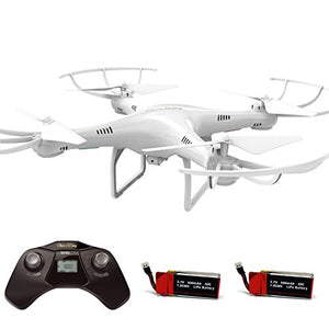Amazon.com: Cheerwing CW4 RC Drone with 720P HD Camera with Altitude Hold Mode and One Key Take Off Landing: Video Games - Swix Electronics, LLC