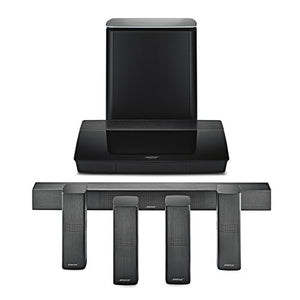 Amazon.com: Bose Lifestyle 650 Home Entertainment System, works with Alexa, Black: Gateway - Swix Electronics, LLC