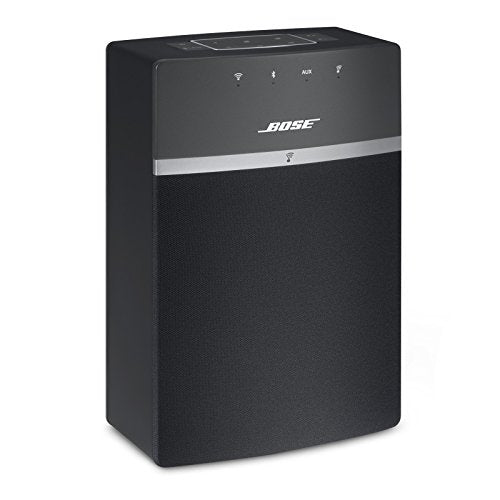 Amazon.com: Bose SoundTouch 10 wireless speaker, works with Alexa, Black: Electronics - Swix Electronics, LLC