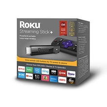 Load image into Gallery viewer, Amazon.com: Roku Streaming Stick+ | HD/4K/HDR Streaming Device with Long-range Wireless and Voice Remote with TV Power and Volume: Electronics - Swix Electronics, LLC