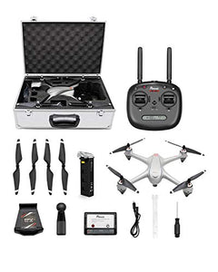 Amazon.com: Potensic GPS FPV RC Drone, D80 with 1080P HD Camera Live Video and GPS Return Home, Strong Brushless Motors, 25 mph High Speed 5.0GHz Wi-Fi Gyro Quadcopter with Free Carrying Case($60 Value): Gateway - Swix Electronics, LLC