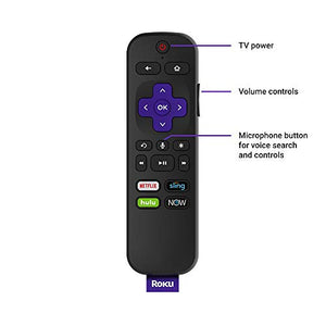 Amazon.com: Roku Streaming Stick+ | HD/4K/HDR Streaming Device with Long-range Wireless and Voice Remote with TV Power and Volume: Electronics - Swix Electronics, LLC