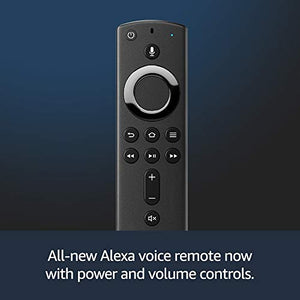 Amazon Fire TV Stick 4K with all-new Alexa Voice Remote, streaming media player - Swix Electronics, LLC