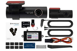 Amazon.com: BlackVue DR900S-2CH with 128GB Micro SD Card with Power Magic Pro Hardwiring Kit Included | WiFi GPS 4K Recording with Motion Sensing Parking Mode: Electronics - Swix Electronics, LLC