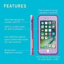 Load image into Gallery viewer, Amazon.com: Lifeproof FRĒ SERIES Waterproof Case for iPhone 8 & 7 (ONLY) - Retail Packaging - NIGHT LITE (BLACK/LIME): Electronics - Swix Electronics, LLC