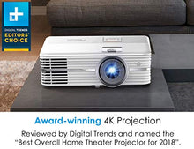 Load image into Gallery viewer, Amazon.com: Optoma UHD50 True 4K Ultra High Definition DLP Home Theater Projector for Entertainment and Movies with Dual HDMI 2.0 and HDR Technology: Gateway - Swix Electronics, LLC