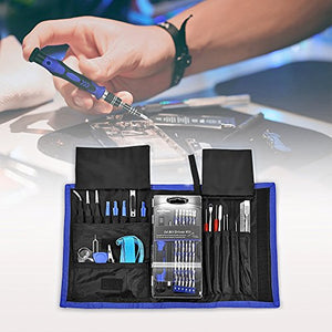Amazon.com: Repair Tools Kit, Precision Screwdriver Set with Flexible Shaft, INLIFE 81 in 1 Professional Electronics Magnetic Driver Kit with Portable Bag for Laptop, iPhone, iPad, Cellphone, PC, Camera, Macbook: Gateway - Swix Electronics, LLC