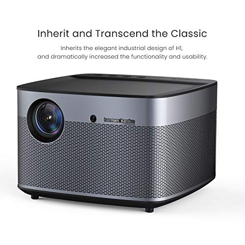 Amazon.com: XGIMI H2 1080p Full HD 4k Smart 3D Projector, 1350ANSI lm, Android OS, Built-in Harman/Kardon Speakers, Auto-focus, 2.4G/5G Wi-fi, Bluetooth, DLP, HDMI/USB Video, Home Theater: Gateway - Swix Electronics, LLC