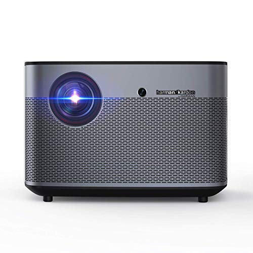 Amazon.com: XGIMI H2 1080p Full HD 4k Smart 3D Projector, 1350ANSI lm, Android OS, Built-in Harman/Kardon Speakers, Auto-focus, 2.4G/5G Wi-fi, Bluetooth, DLP, HDMI/USB Video, Home Theater: Electronics - Swix Electronics, LLC