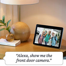 Load image into Gallery viewer, Amazon.com: Echo Show (2nd Gen) Bundle with free Philips Hue Bulb - Charcoal: Amazon Devices - Swix Electronics, LLC