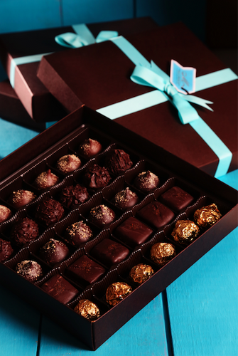 Assorted Truffle Gift Box - 30 Units