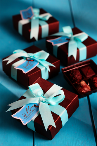 Assorted Truffle Gift Box - 4 Units