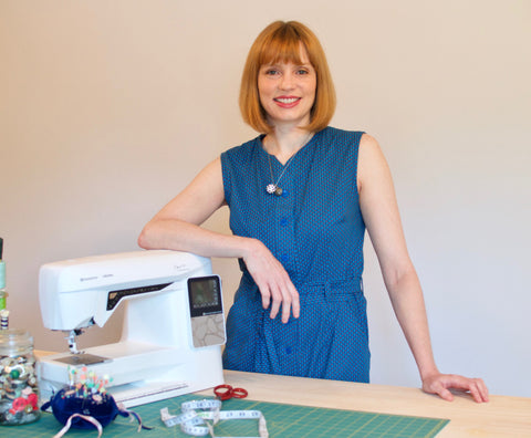 Learn to sew, sewing lessons Sydney