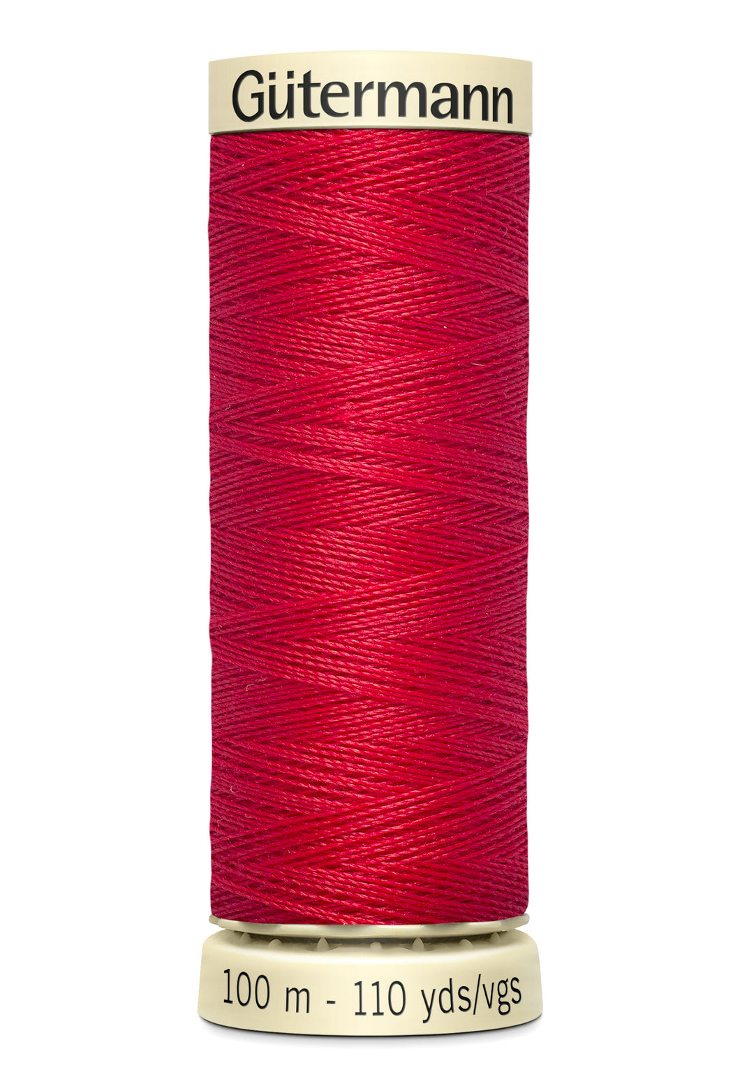 Gutermann Sew All Thread - Colour 156 Red