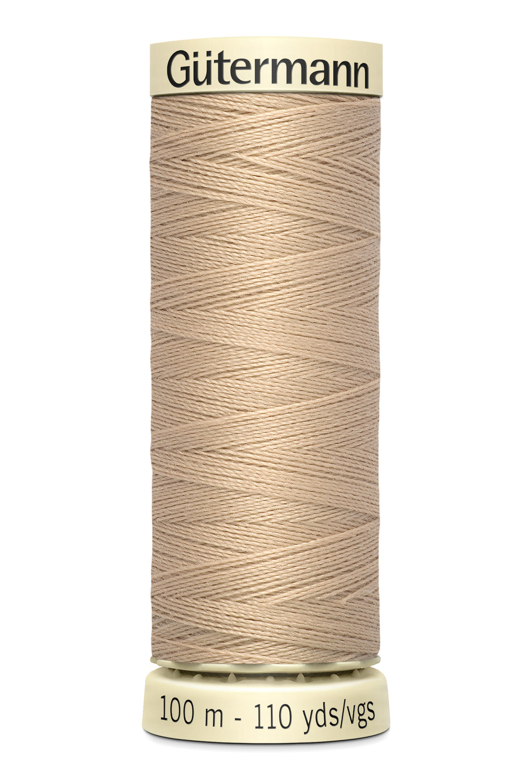 Gutermann Sew All Thread - Colour 186 Beige